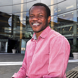 Dr. Erick Oduor, Alumni